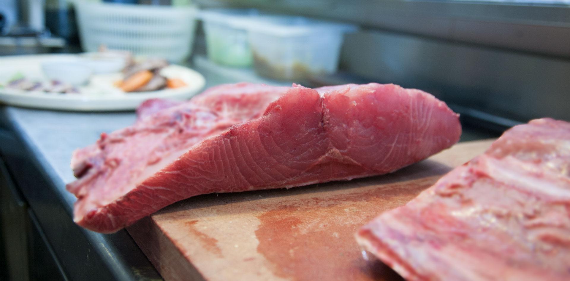 Comer en Tarifa - Pez limón de La Pescadería