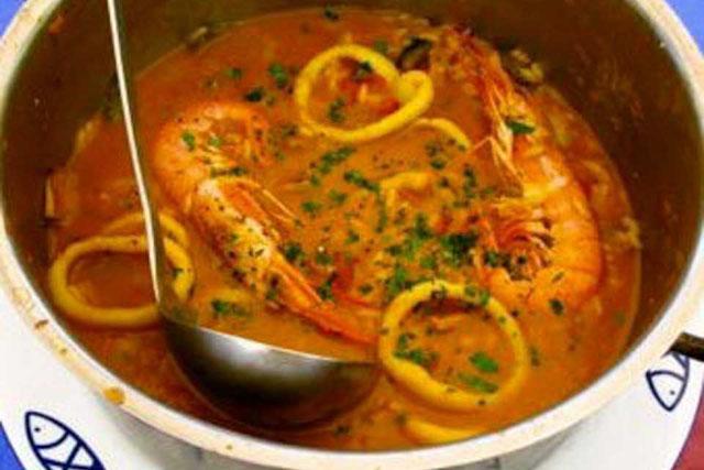 Comer en Tarifa - Arroz Marinero de La Pescadería