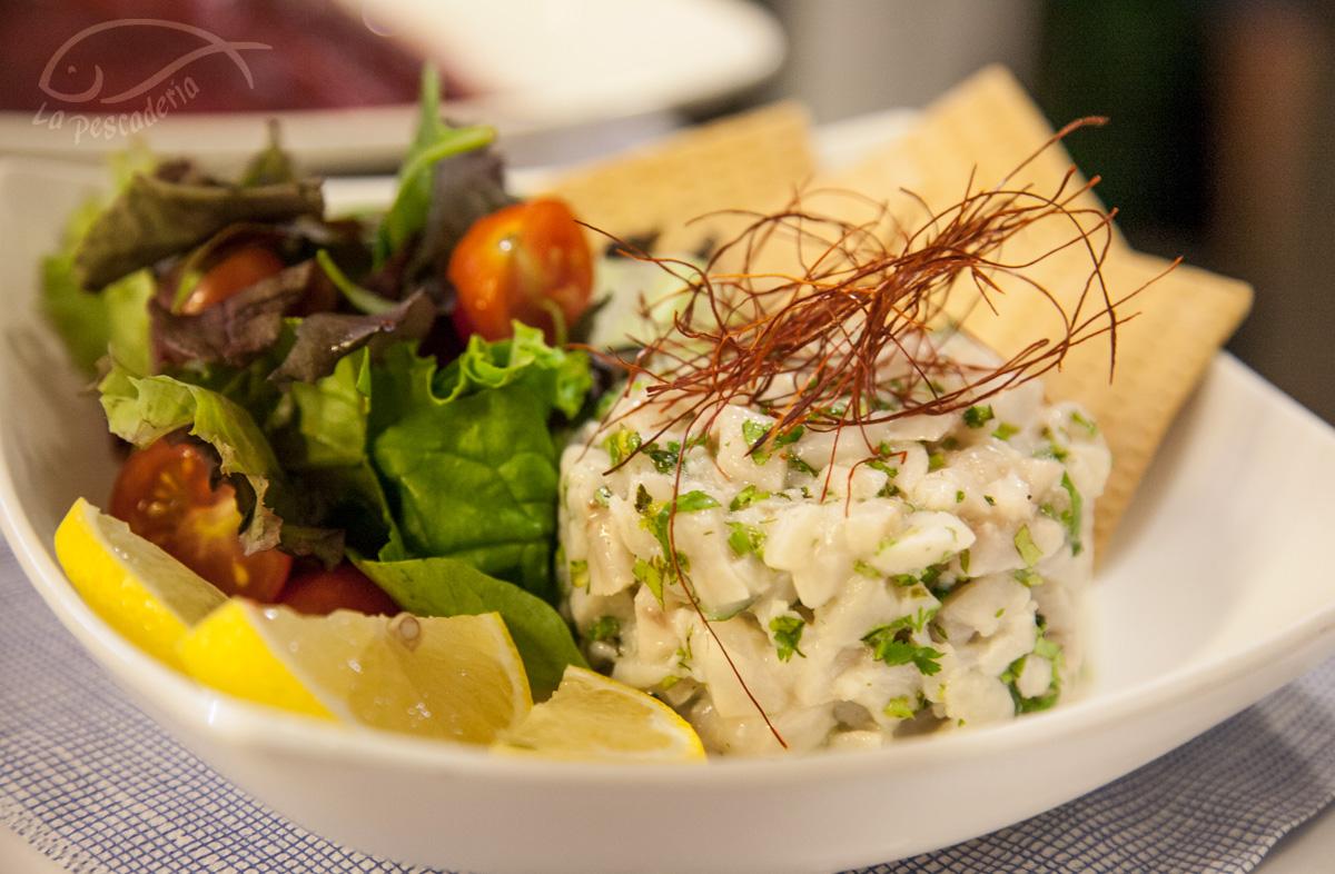 La Pescadería Tarifa - Ceviche de pescadeo fresco